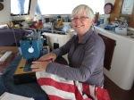 Betsy Ross at Sea
