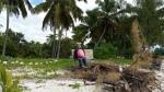 Beach Greeter at Sandy Point