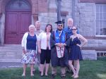 Brendan's Graduation