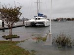 Extreme High Tide